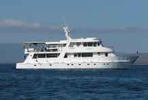 galapagos islands eden yacht